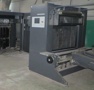 Heidelberg Cutstar CAN Sheetfed Components