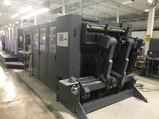 Heidelberg Cutstar Sheet Fed