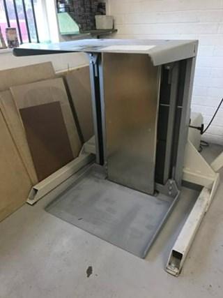 Busch  SE 90 Professional Pile turner / elevator