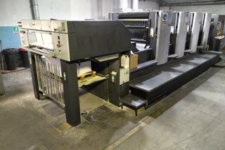 Heidelberg  Speedmaster CD 102 4 Machines offset à feuilles