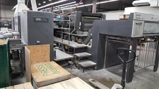 Heidelberg  Speedmaster CD 102 5 Machines offset à feuilles