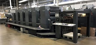 Heidelberg  Speedmaster CD 102 5+L Sheet Fed