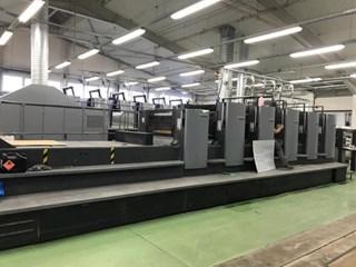 Heidelberg  Speedmaster CD 102 5+LX (SE) Machines offset à feuilles
