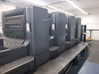 Heidelberg  Speedmaster CD 102 4 Sheet Fed