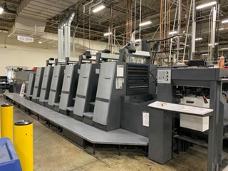 Heidelberg  Speedmaster CD 74 6+LX (F) Sheet Fed
