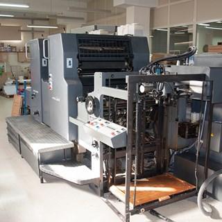 Heidelberg MOZ-S 单张纸胶印机