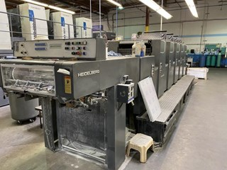 Heidelberg  MOFPH+L Sheet Fed