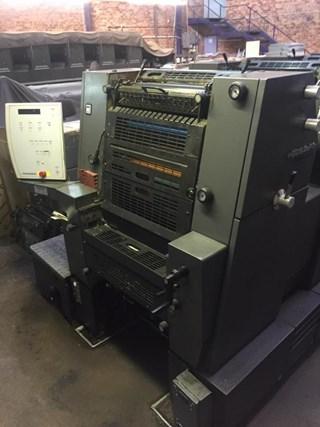 Heidelberg  Printmaster PM GTO 52 5P Gebrauchte Bogenoffsetmaschinen