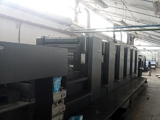 Heidelberg SM 102-6P Sheet Fed