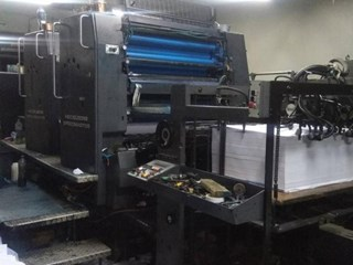 Heidelberg  Speedmaster 102 ZP Sheet Fed