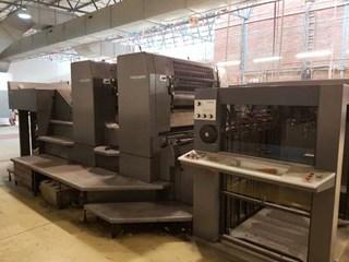 Heidelberg  Speedmaster SM 102 2P Machines offset à feuilles