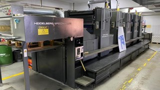 Heidelberg  Speedmaster 102 FPP Sheet Fed
