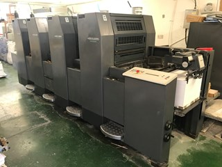 Heidelberg SM 52-4P Sheet Fed