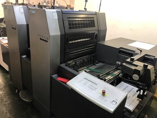 Heidelberg SM 52-2SE Sheet Fed