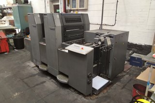 Heidelberg SM 52-2 SE Sheet Fed