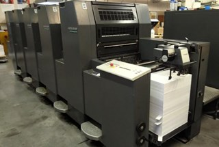 Heidelberg  Speedmaster SM 52 5P Sheet Fed