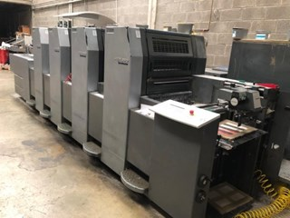 Heidelberg  Speedmaster SM 52 4H Sheet Fed
