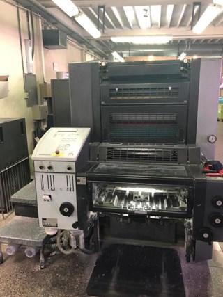 Heidelberg  Speedmaster SM 52 4 Machines offset à feuilles