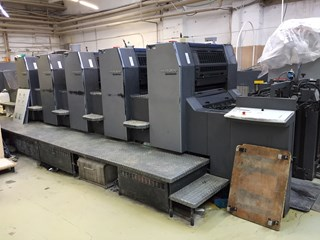 Heidelberg SM 74-5H Sheet Fed