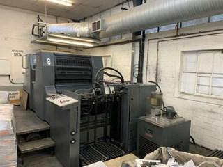 Heidelberg  Speedmaster SM 74 2P 单张纸胶印机
