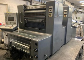 Heidelberg  Speedmaster SM 74 2P Sheet Fed