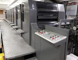 Heidelberg  Speedmaster SM 74 8P 单张纸胶印机