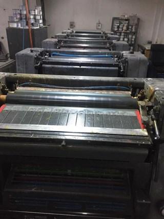 Heidelberg  Speedmaster SM 74 5+L 单张纸胶印机