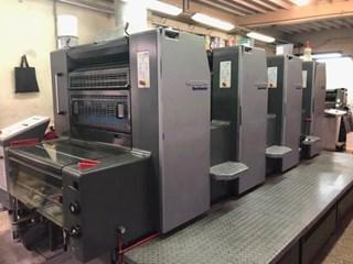 Heidelberg  Speedmaster SM 74 4 Machines offset à feuilles