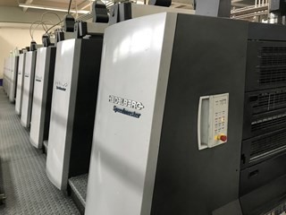 Heidelberg Speedmaster XL105-10P Sheet Fed