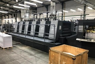 Heidelberg  Speedmaster XL 105 5+LX Sheet Fed