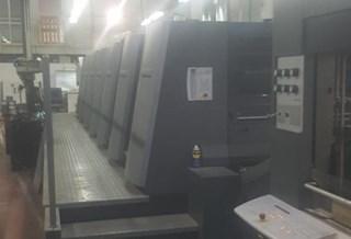 Heidelberg  Speedmaster XL 105 6+LX 单张纸胶印机