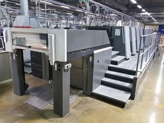 Heidelberg  Speedmaster XL 105 8P 单张纸胶印机