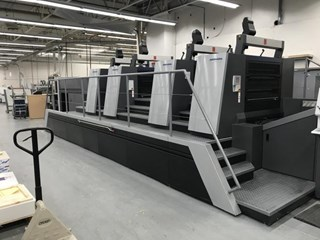 Heidelberg  Speedmaster XL 106 4P Sheet Fed
