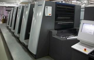 Heidelberg SM XL 75-5+LX (C) 单张纸胶印机