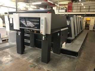 Heidelberg  Speedmaster XL 75 5P+L Sheet Fed