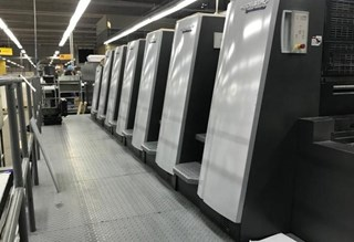 Heidelberg  Speedmaster XL 75 6+LX (F) Sheet Fed