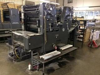 Heidelberg  SORKZ 单张纸胶印机
