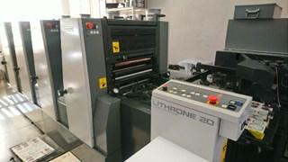 Komori Lithrone L-420 Gebrauchte Bogenoffsetmaschinen
