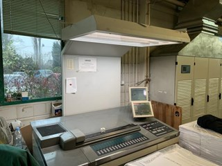 Komori  Lithrone L1026P Sheet Fed