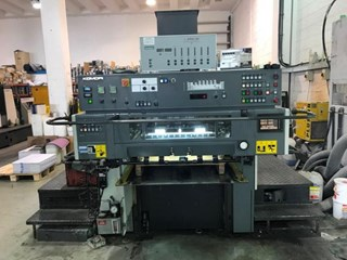 Komori  Lithrone L528+C Sheet Fed