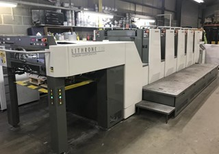 Komori  Lithrone LS529 (M) Sheet Fed