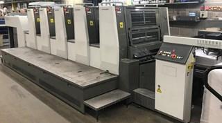 Komori  Lithrone LS529 (M) 单张纸胶印机