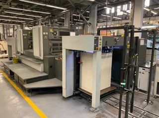 Komori  Lithrone LS240P (M) Sheet Fed