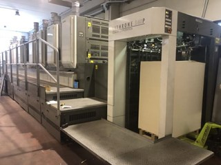 Komori  Lithrone LS840P (H) Sheet Fed