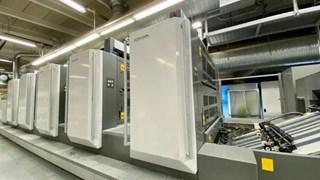 Komori  Lithrone LS540+C (M) 单张纸胶印机