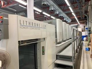 Komori  Lithrone LS840P (H) Sheet Fed