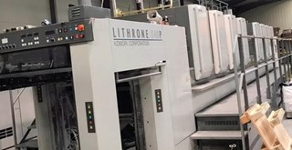 Komori  Lithrone LS840P Sheet Fed