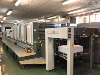 Komori  Lithrone LS540+C (M) Sheet Fed