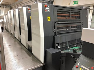 Komori Lithrone GL537-CX 单张纸胶印机