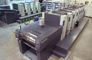 MAN Roland  R206 E +L Sheet Fed